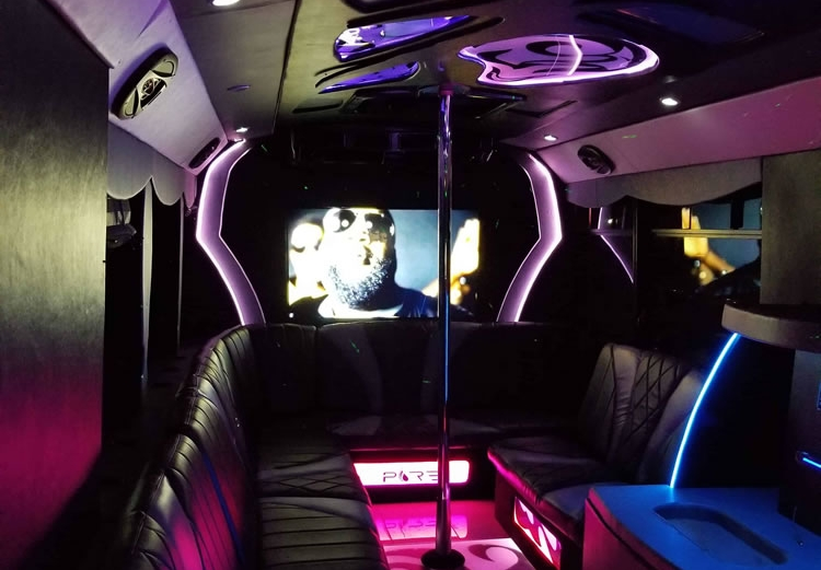 The Ultimate Atlanta Party Bus Rental Guide 2020